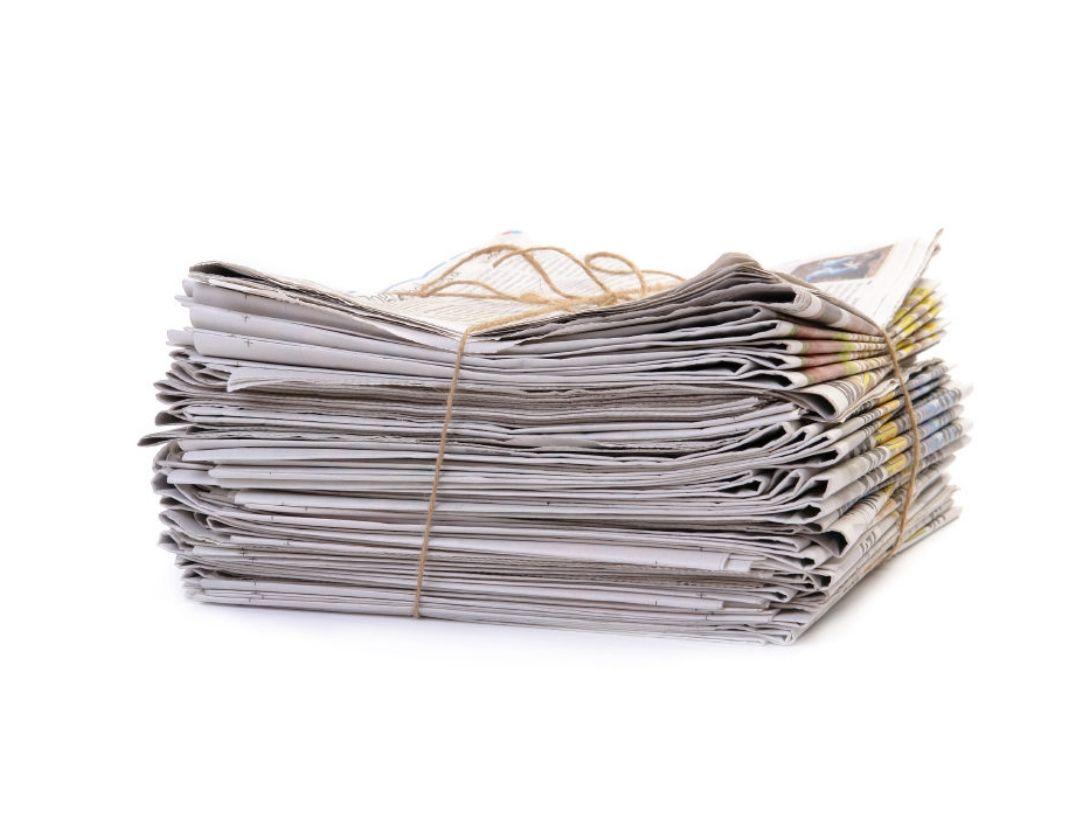 Geen oud papier meer bij De Merino's