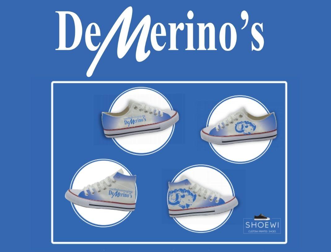 Heb jij al van die te gekke Merino's gympen?