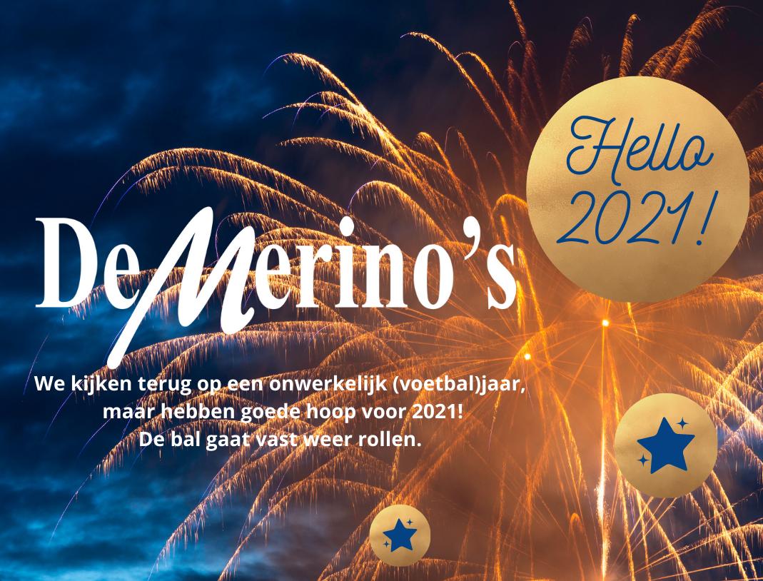 Het einde van 2020 is in zicht en we staan op de drempel om 2021 in te gaan!