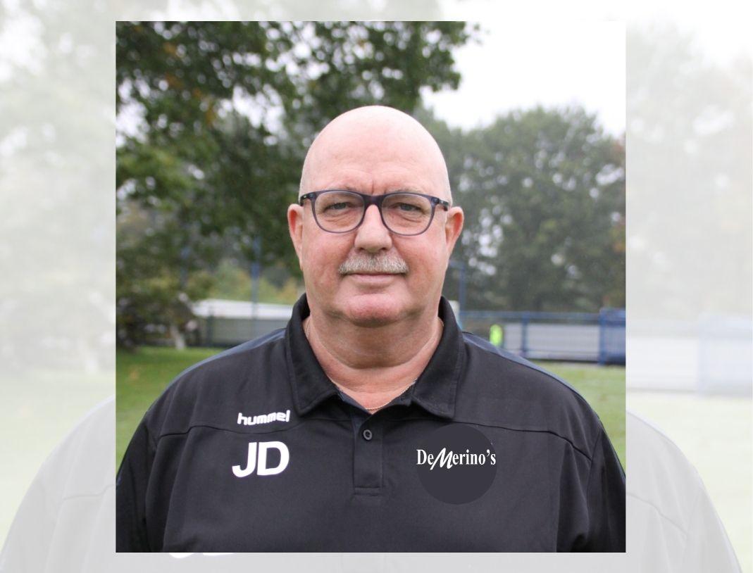 Geen GVVV maar De Merino's voor Jan Diepeveen: 'Thuiszitten is niets voor mij'
