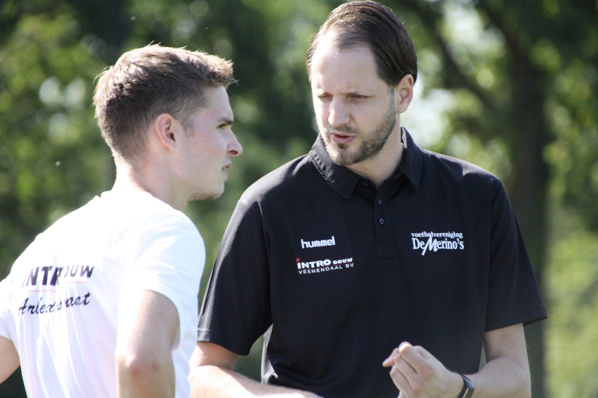 Trainerspraat met De Zwaan: 'We zijn bezig met een meerjarentraject'